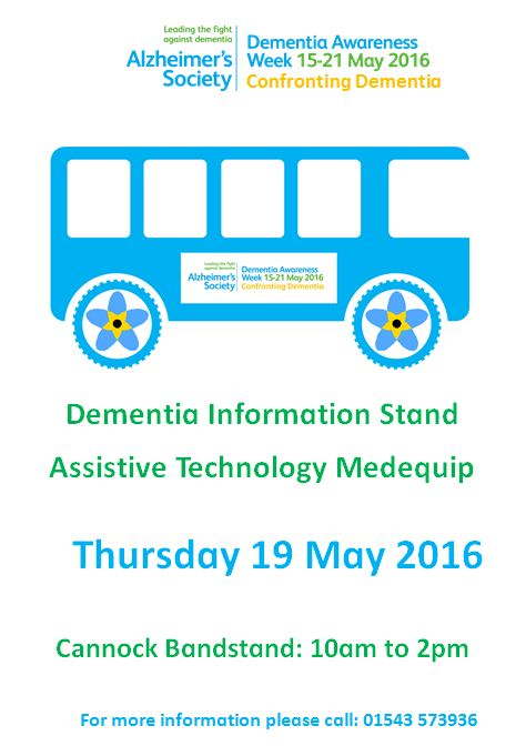 Dementia day 2016
